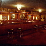 Scotties on Seventh Discotheque - Art Deco Interior - Bar