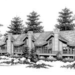 Highland Green Estates - original rendering by Pablo Murillo