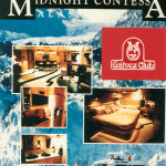 Galvez Club brochure for Alaskan Cruise