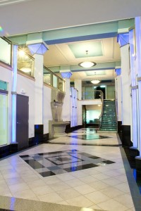 Regency Plaza in St. Cloud - art deco style Interior design