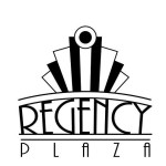 Regency Plaza in St. Cloud - sign design