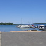 Lake Pepin - marina adjacent to Villas on Pepin