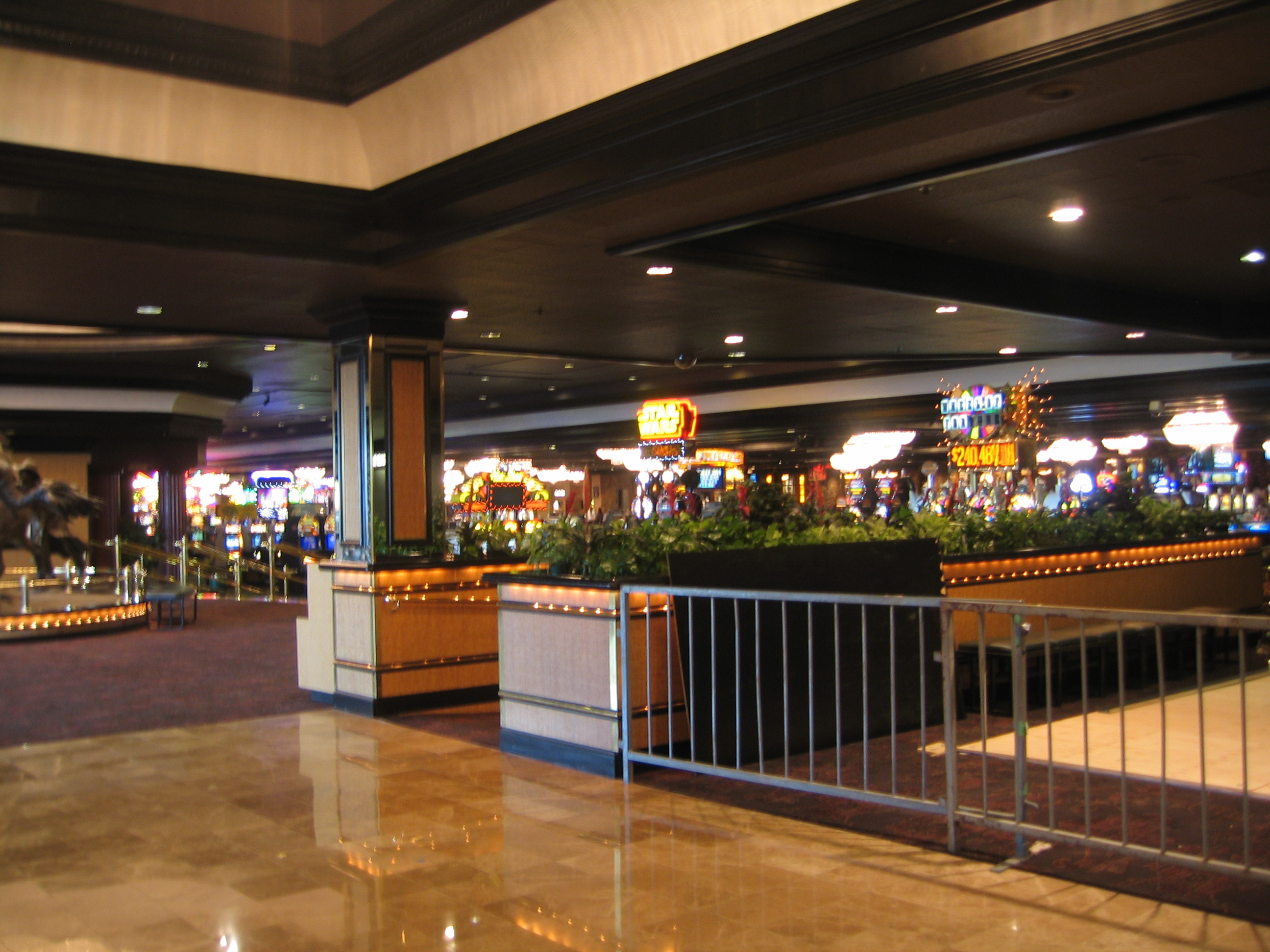 Grand Sierra Resort - Interior1