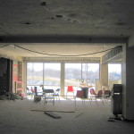Regency Plaza - interior construction 1