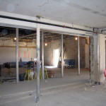 Regency Plaza - interior construction 2