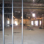 Regency Plaza - interior construction 3