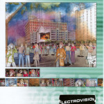 NSP Corporate HQ - Electrovision closed circuit component brochure