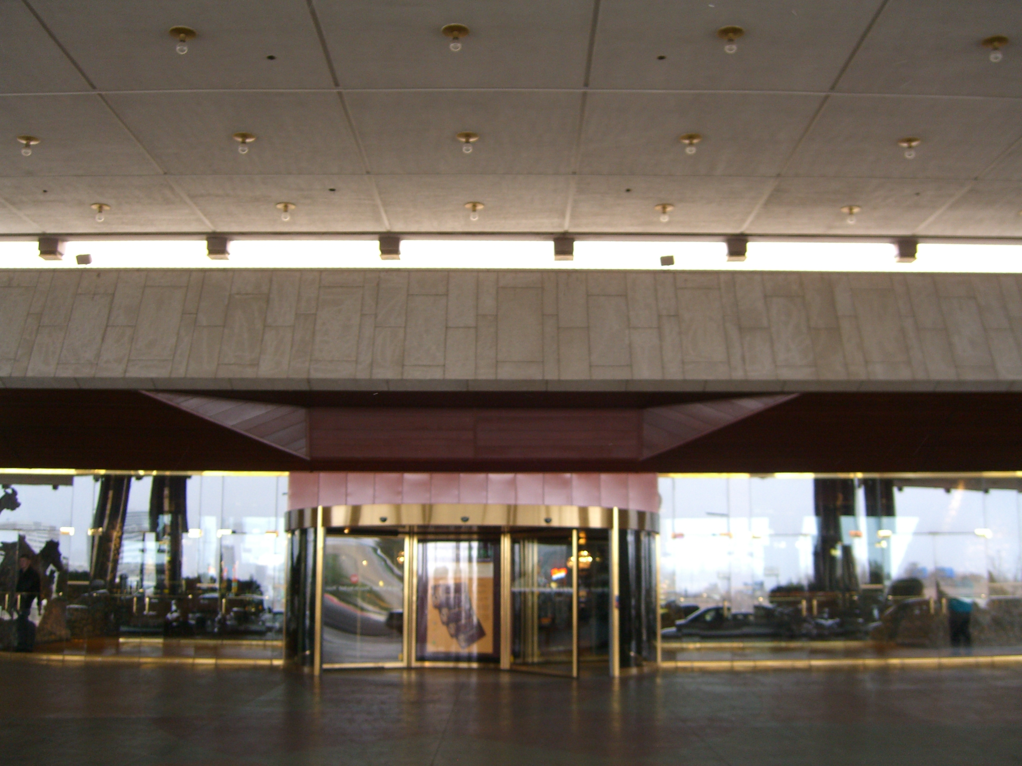 Grand Sierra Resort - Lobby Entrance